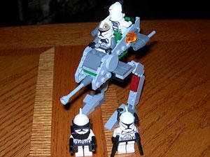 Lego Clone Walker