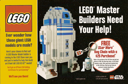 I love Lego, but DAMN! Oh and TOY SALES! (Mmmm…Exclamationy)
