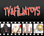 TV & Film Toys