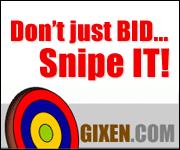 Gixen: eBay Sniper